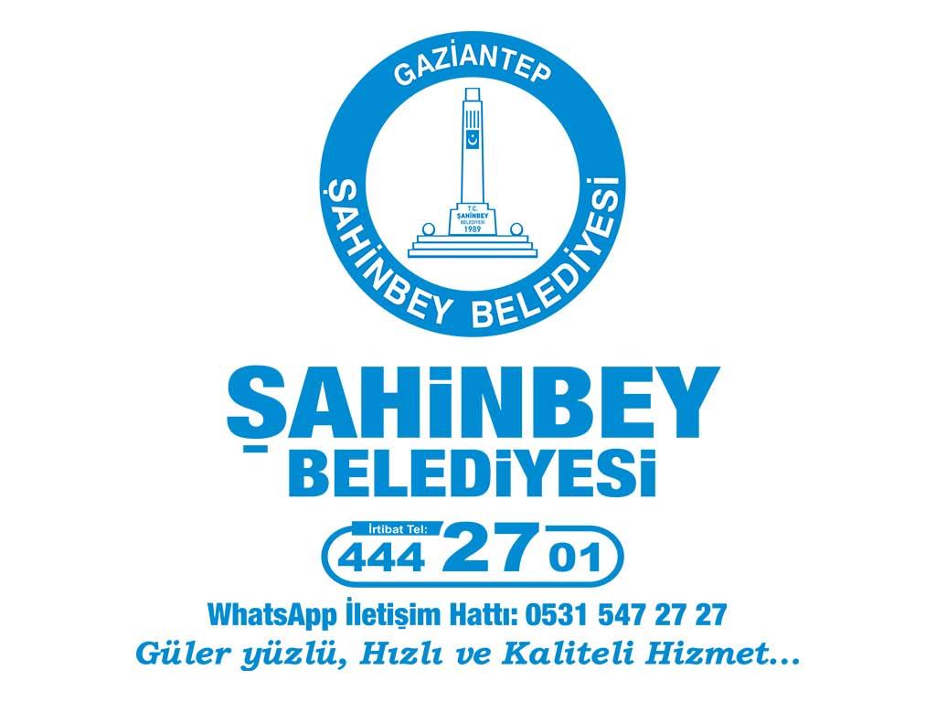 Şahinbey Belediyesi Kağıt Masa Örtüsü