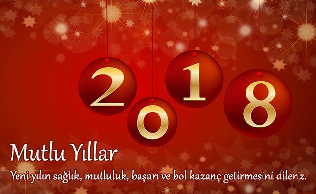 Hoşgeldin 2018