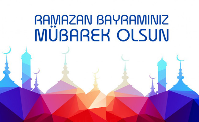 Ramazan Bayramınız Kutlu Olsun 2018